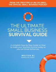 Survival Guide eBook Cover