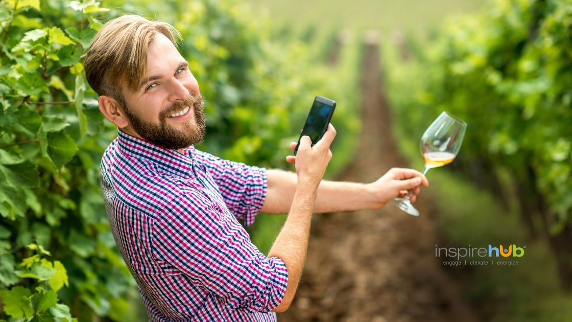 App pairing: making a Wine Club App for YOUR small winery | InspireHUB