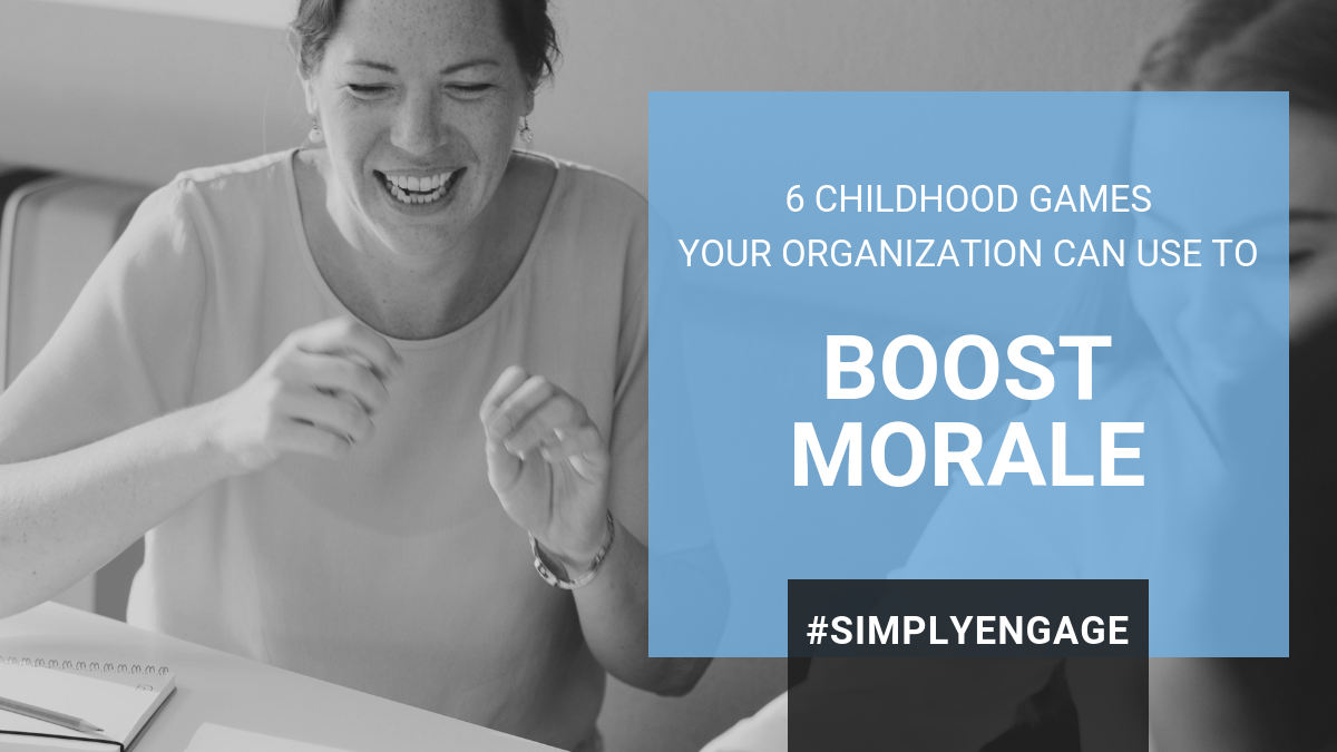 Use These 6 Childhood Games in Your Organization to Instantly Increase Morale | InspireHUB
