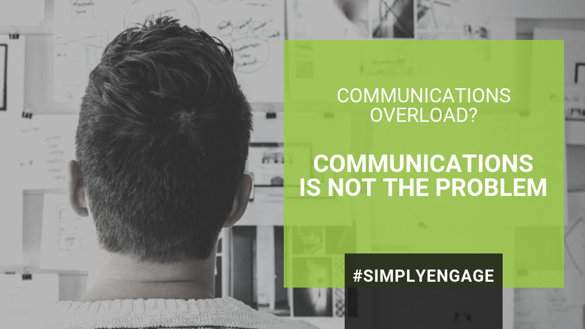 Communications ARE NOT the problem, but THIS might be ... | InspireHUB