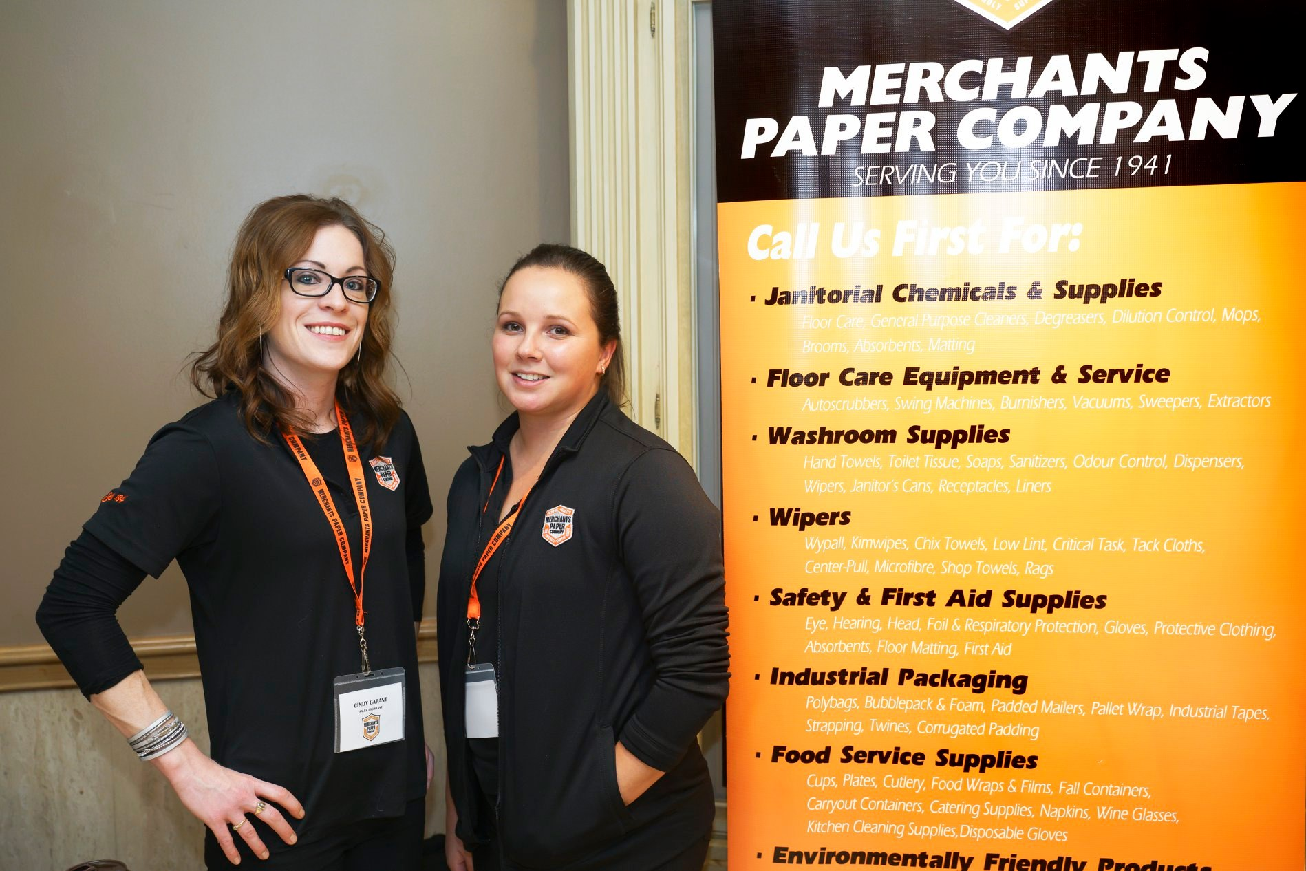 Merchants Paper Company - 2019 Sustainability Conference and Trade Show - photo by Simon Wyn Edwards Photography for snapd Windsor.