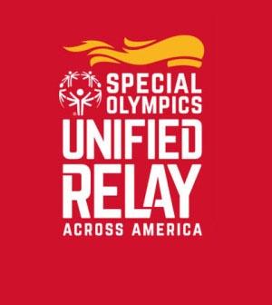 Special Olympics Relay