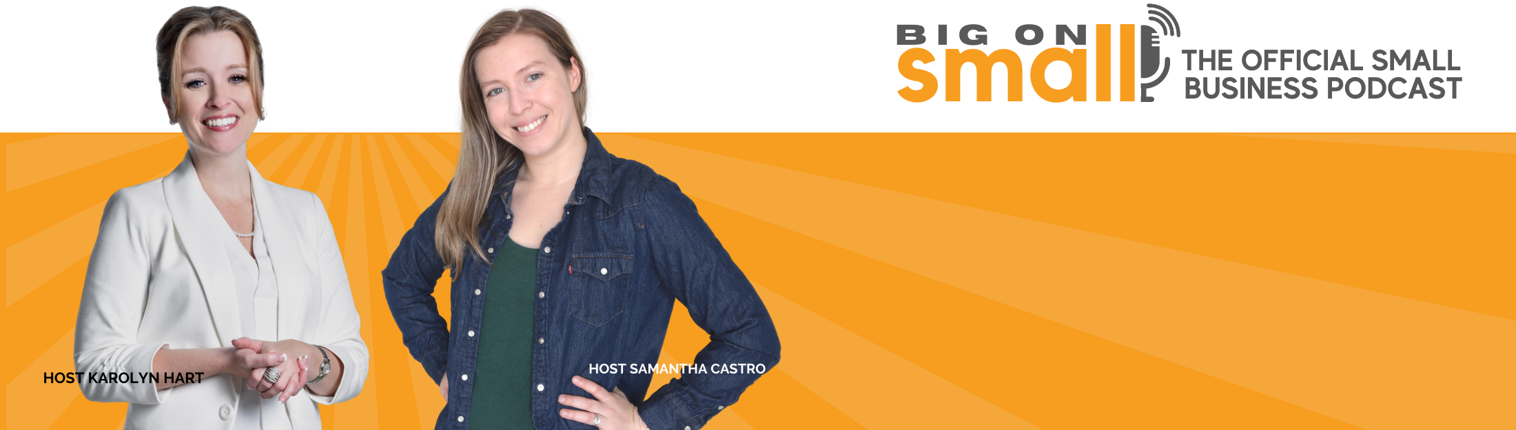 Big on Small Podcast Image