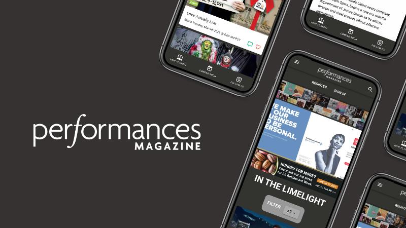 Performaances Magazine